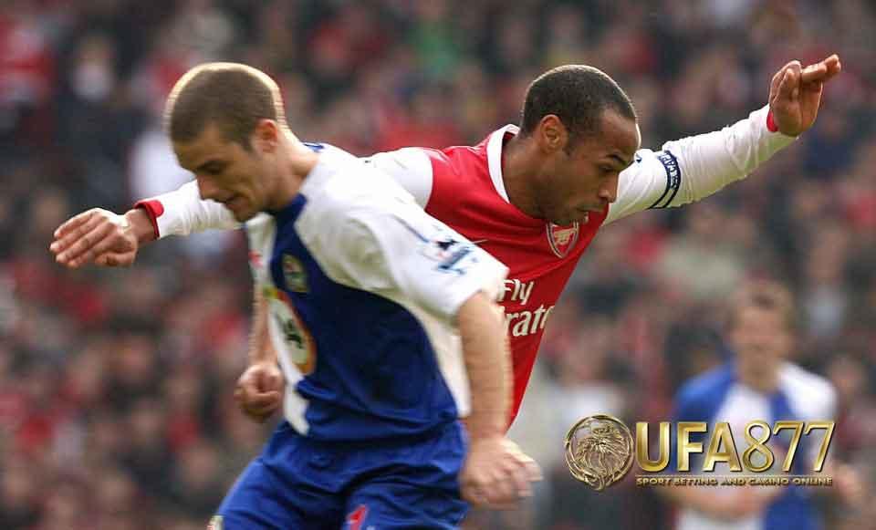 Thierry HenryกับDavid Bentley
